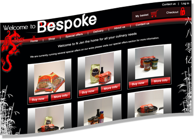 bespoke ecommerce swansea, cardiff and wales