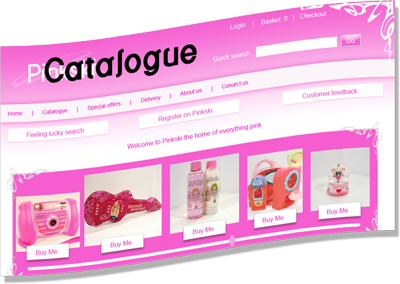 Ecommerce catalogue swansea, cardiff and Wales