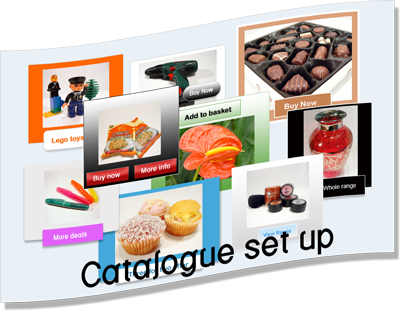 ecommerce catalogue setup swansea cardiff and wales